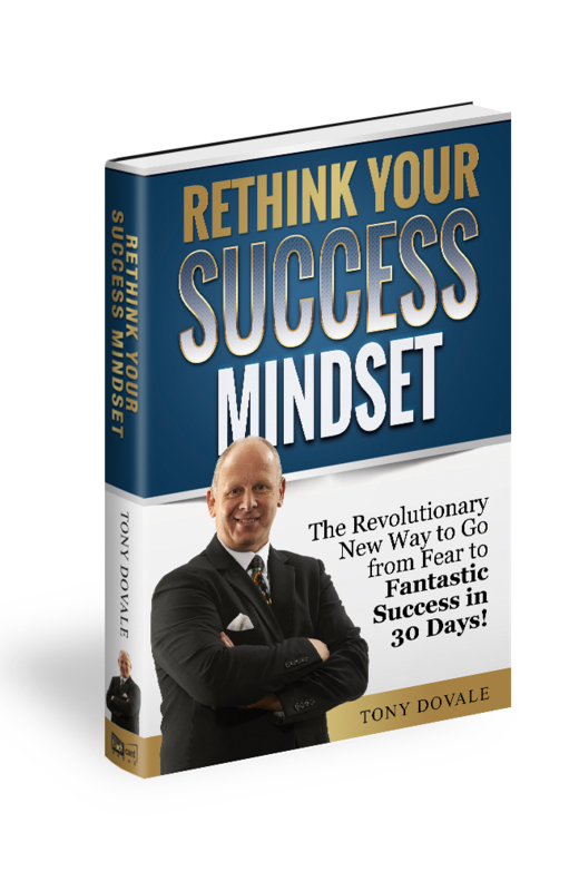 TonyDovale Expert Speaker, author, Coach